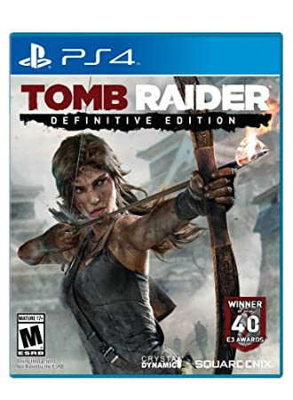 Tomb Raider: Definitive Edition (Art Book Packaging)