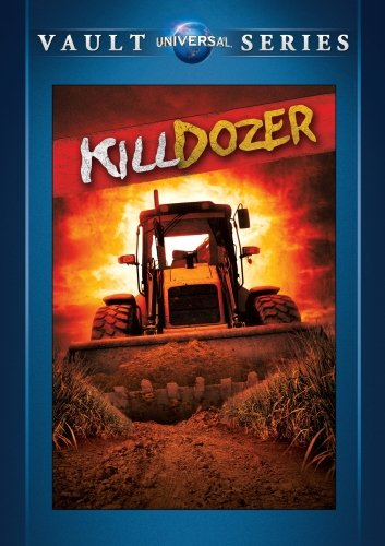 Killdozer! Cover