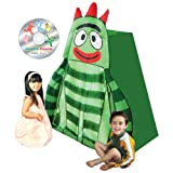 Yo Gabba Gabba Brobee Play Tent with DVD by Time To Play