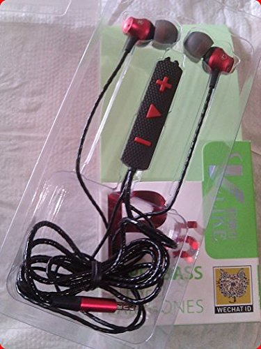 HTC Desire 626g plus_ Compatible Ceritfied R5 Series - High Bass & Treble Performance - Stereo Earphones with Mic & Volume Controller (Best Stereo Sound)