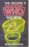 The Third Doctor Who Quiz Book (No. 3) (0426202120) by Robinson, Nigel