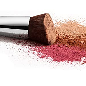 Kabuki Brush Angled Today Only 50% off Angled for Maximum Coverage. FREE ebook included