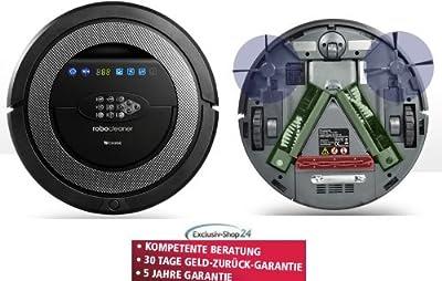 YAMAZEN Mountain ZC-R3000 good Robot cleaner (black series) [vacuum cleaner]