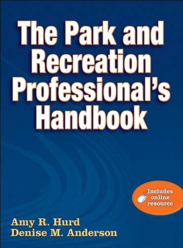 Park and Recreation Professional's Handbook With Online...