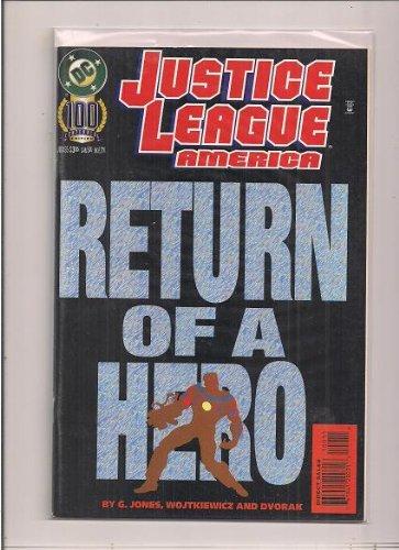 Justice League America #100 (DC Comics) - 1