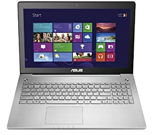"ASUS N550JV-DB72T 15.6"" Full-HD Touchscreen Laptop (OLD VERSION)"