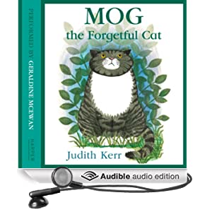 Mog the Forgetful Cat (Unabridged)