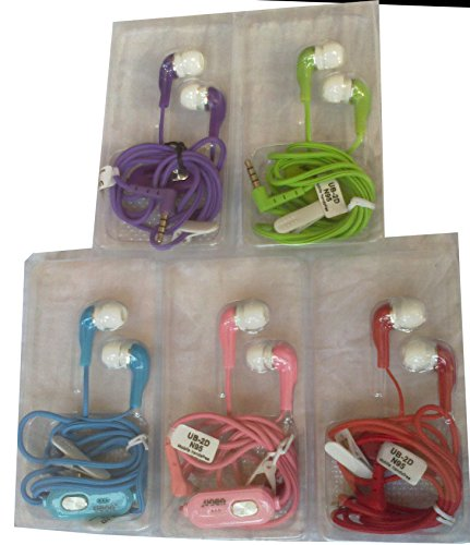 UBON-UB-31E-In-the-Ear-Headset