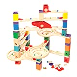 Hape - Quadrilla - Vertigo - Marble Railway in Wood