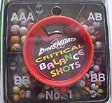 Critical Balance Coloured Split Shots. Dinsmore + FREE Jelly Maggot & Worms. Quality Super Soft Weight Shot