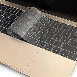 Kuzy Keyboard Silicone Cover Skin for MacBook 12