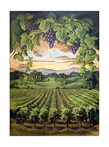 Hand Painted Murals For Vintner Archways front-574149
