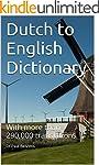 Dutch to English Kindle Dictionary: W...