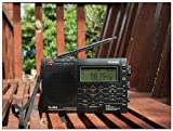 TECSUN Radio PL-660 PLL AIR/FM/MW/LW/SW SSB SYNC Worldwide Radio PL660 with High sensitivity and selectivity