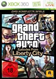 "Grand Theft Auto: Episodes from Liberty City - Zwei komplette Spiele: ""The Lost and Damned"" + ""The Ballad of Gay Tony"""