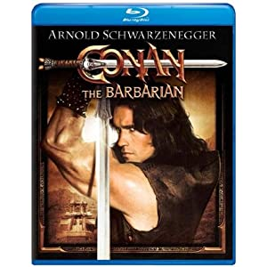 Click to buy Arnold Schwarzenegger Movies: Conan the Barbarian (Blu-ray) from Amazon!