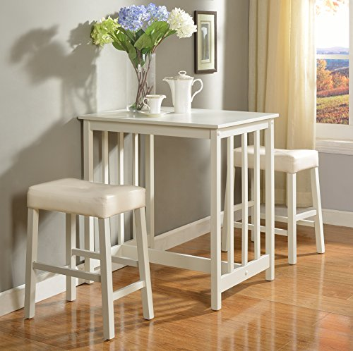 White Dining Table Chairs 19236