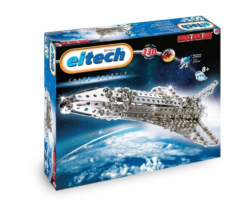 Eitech 00004 - Metallbaukasten C04 Space Shuttle