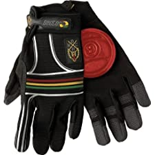 Sector 9 BHNC Slide Gloves L/XL-Rasta