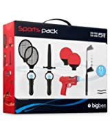 PS3 Move Pack 11 accessori sport Bigben