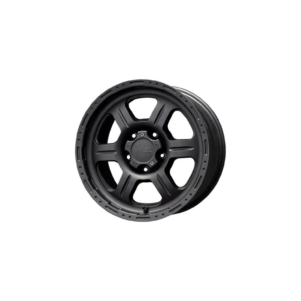 V Tec Off Road 326 Matte Black Wheel (20x9/8x165.1mm)