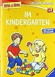 Spiel & Spaß - Sticker-Malspaß: Im Kindergarten