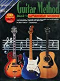 img - for Guitar Method: Book 1: Supplementary Songbook (Progressive Young Beginners) book / textbook / text book