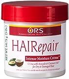 Organic Root Stimulator Hair Repair Intense Moisturizing Cream 5 oz. (Pack of 2)