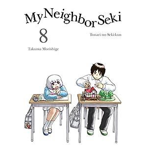 My Neighbor Seki, 8