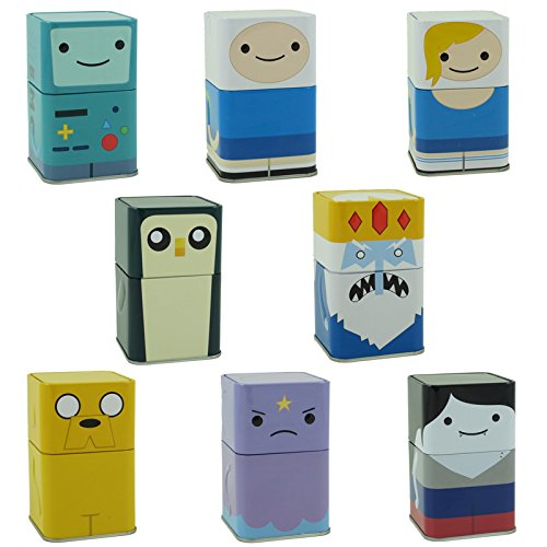 Adventure Time Mystery Mini Figure - One Random Action Figure - 1