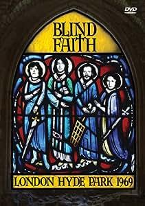 Blind Faith 1969 London Hyde P
