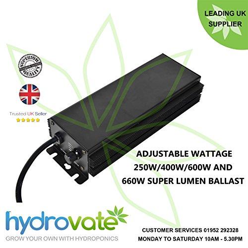 600w Digital Ballast Adjustable