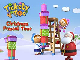 Tickety Toc Volume 6: Christmas Present Time