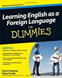 Gavin Dudeney Learning English as a Foreign Language For Dummies