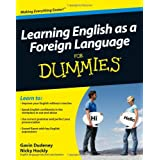 Learning English as a Foreign Language For Dummiesby Gavin Dudeney