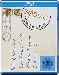 Zodiac (Director's Cut) [Blu-ray] [Import allemand]