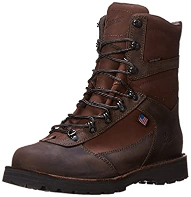 Danner Men's East Ridge 8 BR All Leather Hiking Boot,Brown,6 D US