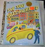 The Taxi That Hurried (Little Golden Book)