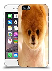 Snoogg Cute Puppy Designer Protective Back Case Cover For IPHONE 7
