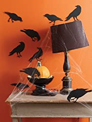 Martha Stewart Crafts Crow Silhouettes