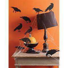Martha Stewart Crafts Crow Silhouettes