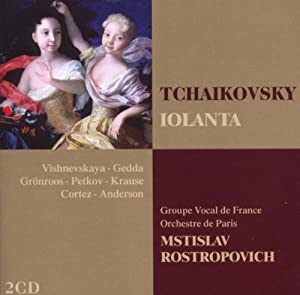 Tchaikovsky: Iolanta (Complete)