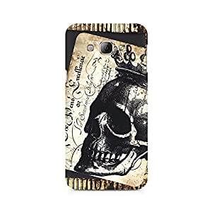 Mobicture Skull Art Premium Printed Case For Samsung A3