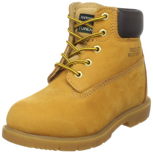 Tundra Work Boot Boot (Toddler/Little Kid/Big Kid),Wheat,2 M US Little Kid