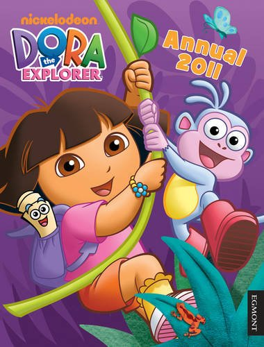 Dora the Explorer Annual 2011
