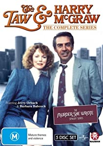 The Law and Harry McGraw - Complete Series - 5-DVD Box Set ( The Law & Harry McGraw )