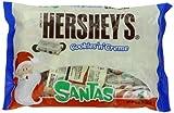 Hershey's Cookies N Creme Santas Bag, 10.35oz, (293g)