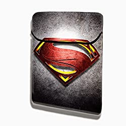 Theskinmantra Man Of Steel Apple Ipad Mini, Tablet Sleeves