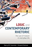 Bundle: Logic and Contemporary Rhetoric: The Use of Reason in Everyday Life, 11th + WebTutor(TM) ToolBox on Blackboard Printed Access Card (0538777788) by Cavender, Nancy M.