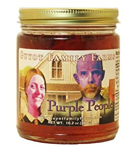Purple People Spicy Jelly from Guyot Family Farms